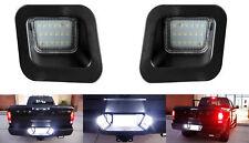 2 x Premium LED Kennzeichenbeleuchtung für Dodge RAM ab BJ 2002