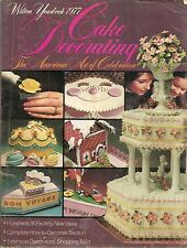 WILTON CAKE DECORATING YEARBOOK 1977 YEARBOOK SOFTCOVER GREAT IDEAS FOR CAKES
