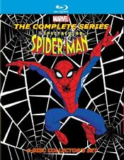NEW The Spectacular Spider-Man: The Complete Series [Blu-ray]
