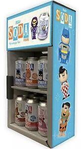 Funko Soda Display - NO SODA INCLUDED: Display Shelf for Funko Soda Products NEW