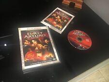 EL REY ARTURO DVD KEIRA KNIGHTLEY CLIVE OWEN IOAN GRUFFUDD
