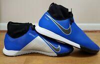 Nike React Phantom Vision PRO IC Indoor Soccer Shoes Sz 9 & 9.5 $120 AO3276-400