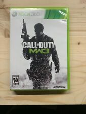 CALL OF DUTY Modern Warfare 3 MW3 - XBOX 360 - - FREE FAST SHIPPING