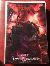 FAUST ACT 6 LOVE OF THE DAMNED (1993 REBEL STUDIOS) NM 1ST REBEL EDITION VIGIL
