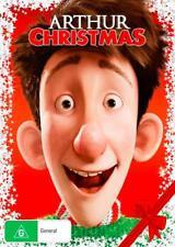 Arthur Christmas (DVD, 2017) Aussie Release