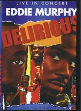 Eddie Murphy Delirious DVD Postage Within Australia Region All