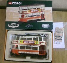 Corgi 36710 Tramway Classics Fully Closed Tram Sunderland Ltd Ed. 0001 of 4100