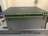 HP PROCURVE 48 PORT SWITCH. MODEL & P/N: 2610-48-PWR - J9089A