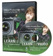 Learn by Video: Video Production 101 : Delivering the Message by Antonio Manriqu