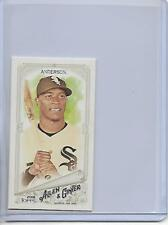 2018 Topps Allen & Ginter Tim Anderson Mini Parallel