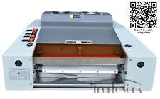 A3 13In Width UV Laminating UV Coating Laminator Machine 220 V with Transformer