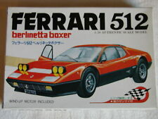 Kawai Japan 1/38 Collection #7 Vintage Rare - Ferrari 512 Berlinetta Boxer - NIB