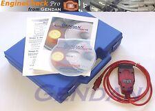 Gendan EngineCheck Pro USB Car Diagnostic PC Scan Tool Package - EOBD / OBD-II