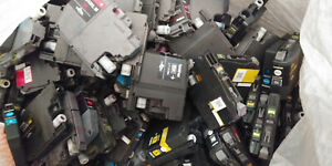 105 Brother empty/used ink cartridges for recycling/rewards
