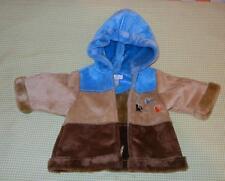 Boys Winter Childrens Place Plush Winter Coat 3-6m NWT