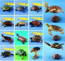 Yujin Land Sea Turtle Reptile Figure Model Japan Takara Tomy Encyclopedia Set 15