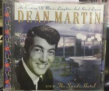 Dean Martin An Evening Of Music Laughter And Hard Liquor Cd Vgc