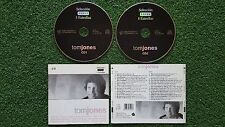 TOM JONES **Selección 5 Estrellas** VERY SCARCE 2003 Spain 2-CD SET