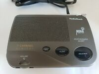 Radio Shack NOAA 7-channel Digital Weather Radio Emergency ALERT Model 12-247B