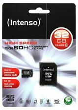 32 GB Micro SDHC intenso cl10 para Amazon Fire HD 8
