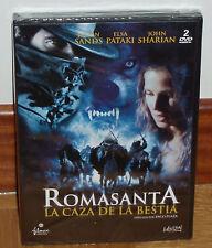 ROMASANTA - LA CAZA DE LA BESTIA - EDICIÓN 2 DVD - NUEVO - PRECINTADO - TERROR