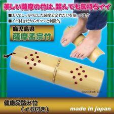 Made In Japan Kagoshima Take Bamboo Takefumi Foot Massage Board Health Care