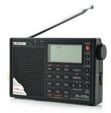 TECSUN PL-310ET DSP World Band Radio Receiver with ETM/ ATS/FM Stereo/AM/SW/LW