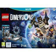 Lego dimensiones Wii U Starter Pack