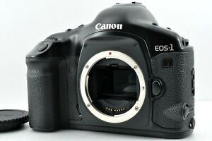 [Near Mint] Canon EOS-1V Professional 35mm Film Camera w/Cap by DHL from Japan