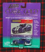1996 Dodge Viper GTS Johnny Lightning  Classic Gold  Series 404-05