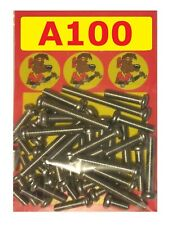 Crankcase Covers Kit - A2 Stainless Philips Head Screws - Suzuki A100