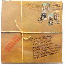 "A Vox Box Selector 12"" LP NEAR MINT Bach Beethoven Mozart Dvorak Haydn Schumann"