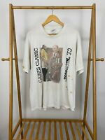 VTG Gaines Classic C.E Bighouse Benedict College Ferris State T-Shirt Size XL