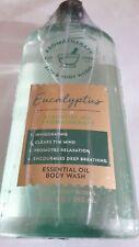 Bath & Body Works Aromatherapy Essential Oil Body Wash - Eucalyptus