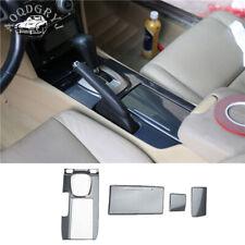 Carbon fiber texture Centre Gear Shift Cover Trim For Honda Accord sedan 2008-12