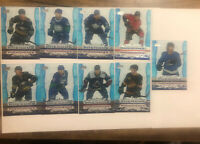 20/21 2020 2021 UD TIM HORTONS HOCKEY CLEAR CUT PHENOMS (CC-XX) U-Pick From List