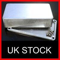 Aluminium Die Cast Hammond 1590B size enclosure project stomp box 112x61x31 111