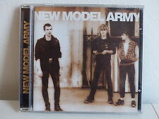 CD ALBUM NEW MODEL ARMY S/T 51st State ... SI 903990