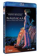 Nausicaa della valle del vento (blu ray) Hayao Miyazaki Sigillato