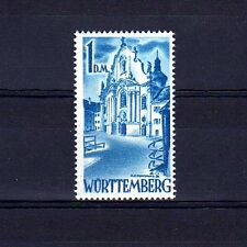 ALLEMAGNE - WURTEMBERG n° 27 neuf avec charnière