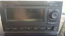 SEAT EXEO AUTORADIO NAVIGATIONSSYSTEM RADIO NAVI 3R0035194