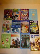 Lot of 12 Childrens Books,Mary-Kate & Ashley,Dancing Shoes,Black Horse Farm,Isla