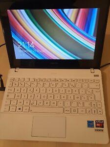 PC portable Asus X102B / écran tactile / ssd / Amd A4-1200/batterie interne off