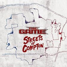 THE GAME - STREETS OF COMPTON   CD NEW+
