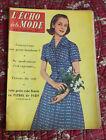 1956 L'écho de la mode N°33 Hebdomadaire féminin vintage couture rétro