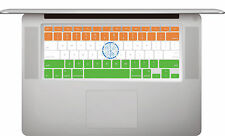 "Indian Flag Keyboard Cover Skin Protector Apple Macbook Air/PRO 13.3"" /15.4"".17"""