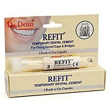 Dr Denti REFIT™ -Temporary Dental Cement