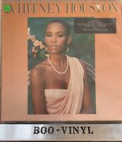 WHITNEY HOUSTON - Self Titled Vinyl LP Arista 1985 VG+ Con