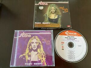 JOSS STONE MIND BODY & SOUL SLIPCASE 2004 CHINA RELEASE CD