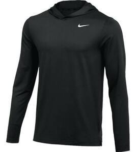 Nike Superset Breathe Men's Hooded Training Top Shirt (Black) BV2875-010